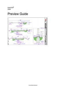 AutoCAD 2008 Preview Guide