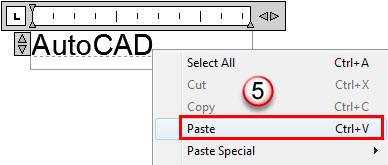 03-Paste in