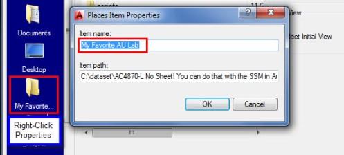 Rename my Folder