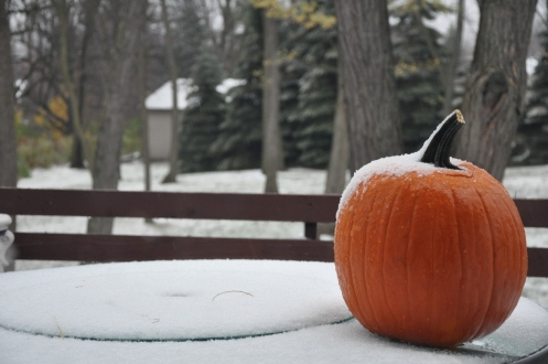 Halloween in Michigan